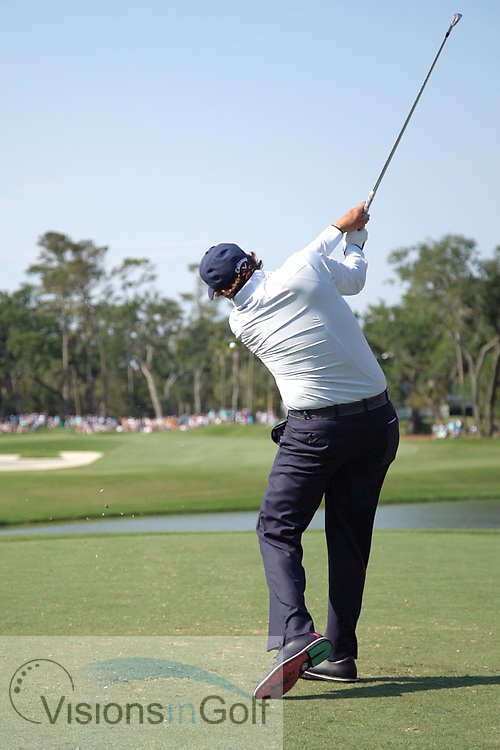 Phil Mickelson<br /> swing sequence <br /> May 2018<br /> <br /> Golf Pictures by Mark Newcombe/visionsingolf.com