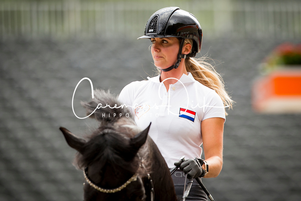 Scholtens Emmelie, NED, Desperado<br /> EC Rotterdam 2019<br /> © Hippo Foto - Sharon Vandeput<br /> 18/08/19