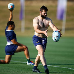 SHIZUOKA, JAPAN - SEPTEMBER 30: Cobus Reinach during the South African national rugby team training session at Nexta Training Field on September 30, 2019 in Shizuoka, Japan. (Photo by Steve Haag/Gallo Images)