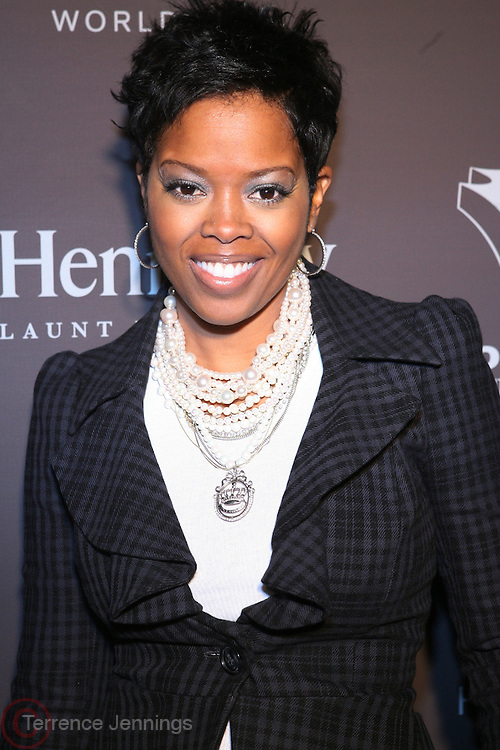 Malinda Williams at The Ne-Yo 29th Birthday party sponsored by Hennessey held at Whiskey in the W Hotel on October 29, 2008 in New York City
