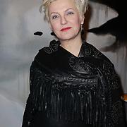 NLD/Amsterdam/20120131 - Uitreiking Beauty Astir Awards 2011, Marianne Verkerk