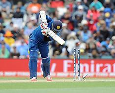 Christchurch-Cricket, CWC, New Zealand v Sri Lanka