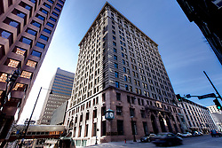 Commerce Trust Building at 10th and Walnut, Kansas City, MO.