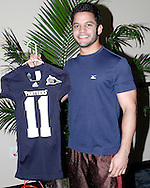 FIU Golden Panther Football Signing Event held at the FIU Field House.  Event was held on Wednesday February 1, 2012.  FIU Celebrated one of the best recruiting class in Panther History.  Not to mention the best walk-on class.  HEHE!
