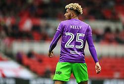 Lloyd Kelly of Bristol City - Mandatory by-line: Matt McNulty/JMP - 14/04/2018 - FOOTBALL - Riverside Stadium - Middlesbrough, England - Middlesbrough v Bristol City - Sky Bet Championship