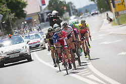 during Stage 3 of 24th Tour of Slovenia 2017 / Tour de Slovenie from Celje to Rogla (167,7 km) cycling race on June 16, 2017 in Slovenia. Photo by Vid Ponikvar / Sportida