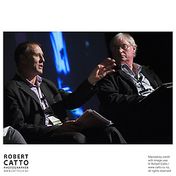 Neil Harraway;David Baldock at the Spada Conference 06 at the Hyatt Regency Hotel, Auckland, New Zealand.<br />