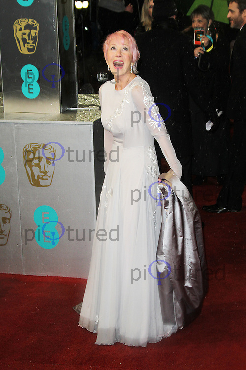 Helen Mirren, British Academy Film Awards BAFTA, Royal Opera House Covent Garden, London UK, 10 February 2013, (Photo by Richard Goldschmidt)