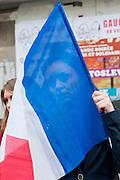 6 mai 2012 : supporter decus de Sarkozy