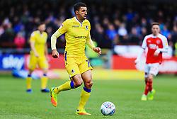 Liam Sercombe of Bristol Rovers in action - Mandatory by-line: Matt McNulty/JMP - 27/04/2019 - FOOTBALL - Highbury Stadium - Fleetwood, England - Fleetwood Town v Bristol Rovers - Sky Bet League One
