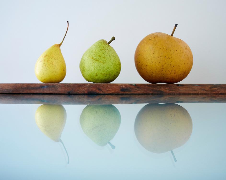 pears 3 ways