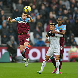 26,10,2019 Premier League match between West Ham United and Sheffield United