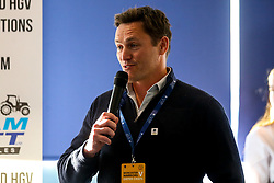 Worcester Warriors Q&A - Mandatory by-line: Robbie Stephenson/JMP - 30/11/2019 - RUGBY - Sixways Stadium - Worcester, England - Worcester Warriors v Sale Sharks - Gallagher Premiership Rugby