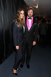 SIMON & YASMIN LE BON at the GQ Men of the Year 2011 Awards dinner held at The Royal Opera House, Covent Garden, London on 6th September 2011.