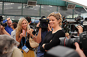 Photo News 28 Dec 2011; Kim Clijsters Press Conference