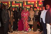 DAVID ADJAYE, , FIRST LADY OF GHANA, Ghana party, Venice, 8 May 2019