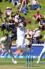 Wellington-Cricket, New Zealand v South Africa, 2nd test, Day 2