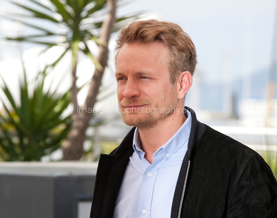 Actor Jeremie Renier at The Unknown Girl (La Fille Inconnue)  film photo call at the 69th Cannes Film Festival Wednesday 18th May 2016, Cannes, France. Photography: Doreen Kennedy