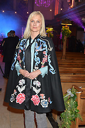 LONDON, ENGLAND 29 NOVEMBER 2016: Joely Richardson at the Fayre of St James's hosted by Quintessentially Foundation and the Crown Estate in aid of Cheryl's Trust in support of The Prince's Trust held at St.James's Church, Piccadilly, London, England. 29 November 2016.