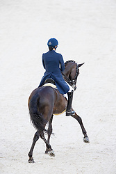 Svetlana Kiseliova, (UKR), Parish - Grand Prix Team Competition Dressage - Alltech FEI World Equestrian Games™ 2014 - Normandy, France.<br /> © Hippo Foto Team - Leanjo de Koster<br /> 25/06/14