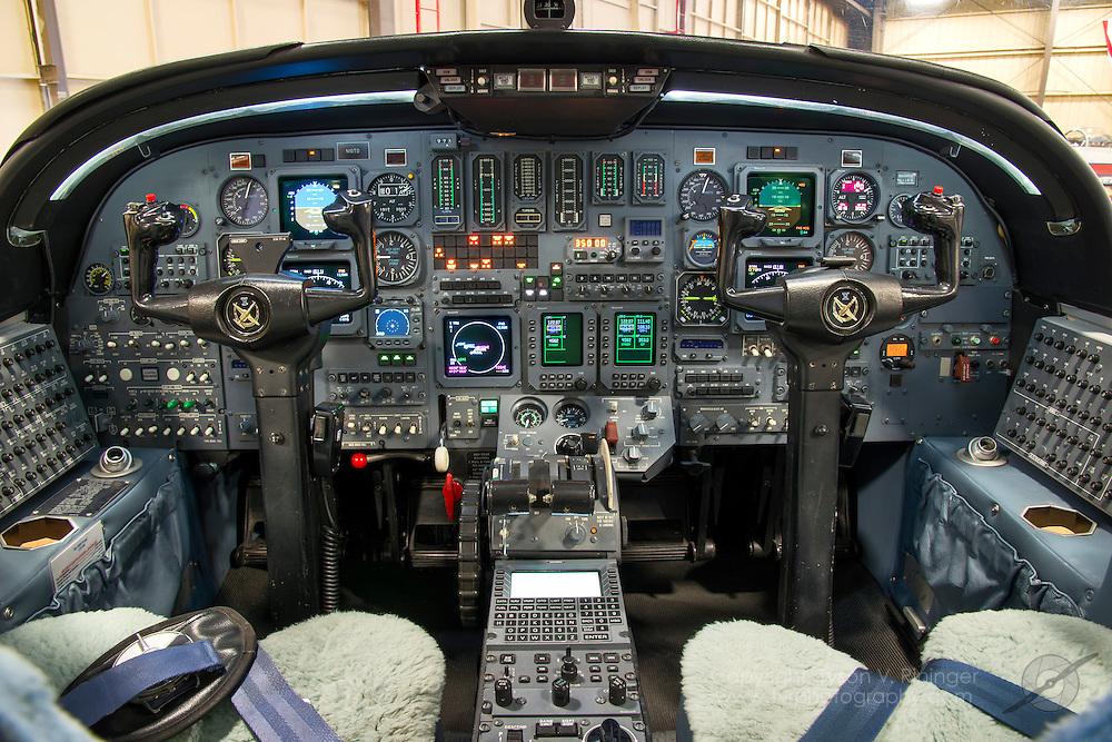 Interior Cockpit