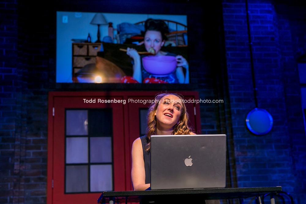 2/18/16 8:40:37 PM -- The Second City Presents<br /> #DateMe an OK Cupid Experiment<br /> <br /> &copy; Todd Rosenberg Photography 2016