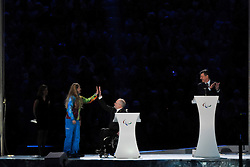 Closing Ceremony at the 2014 Sochi Winter Paralympic Games, Russia