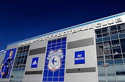General views outside the stadium- Mandatory by-line: Nizaam Jones/JMP - 21/04/2019 -  FOOTBALL - Cardiff City Stadium - Cardiff, Wales -  Cardiff City v Liverpool - Premier League