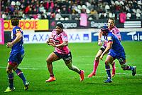 Jonathan DANTY - 14.03.2015 - Stade Francais / Grenoble -  20eme journee de Top 14<br /> Photo : David Winter  / Icon Sport<br /> <br />   *** Local Caption ***