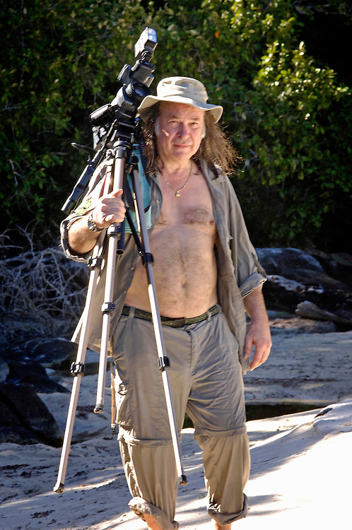 Guy Van Haygen was the expedition videotographer.  His videos can be seen on the Exo-Terra website.