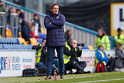 Notts County Manager Neal Ardley  during the EFL Sky Bet League 2 match between Mansfield Town and Notts County at the One Call Stadium, Mansfield, England on 8 December 2018.