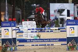 Sprehe, Jörne (GER) Stakki´s Jumper<br /> Paderborn - Paderborn Challenge 2016<br /> © www.sportfotos-lafrentz.de
