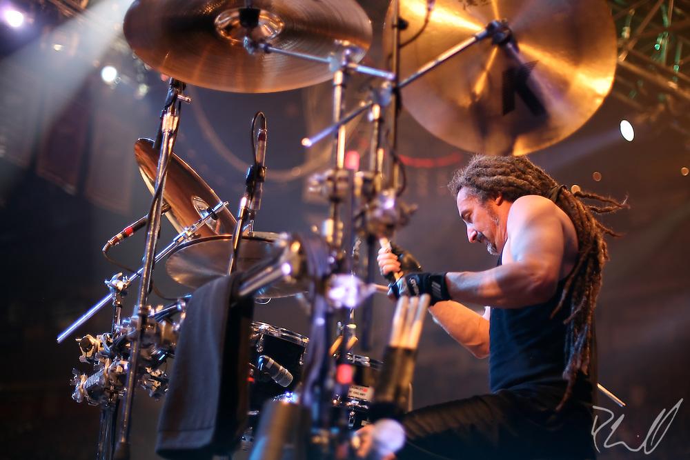 Mike Bordin | Ozzy Osbourne