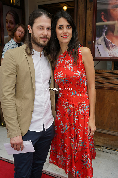 London, England, UK. 27th July 2017. Hosts of celebrities attend the opening day The Hunting of the Snark at Vaudeville Theatre, The Strand.