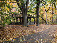 Central Park-Rustic Shelters