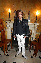 NICKY HASLAM at a party hosted by Westfield and the British Fashion Council to celebrate Fashion Forward held at Home House, 20 Portman Square, London W1 on 30th January 2007.<br /><br />NON EXCLUSIVE - WORLD RIGHTS