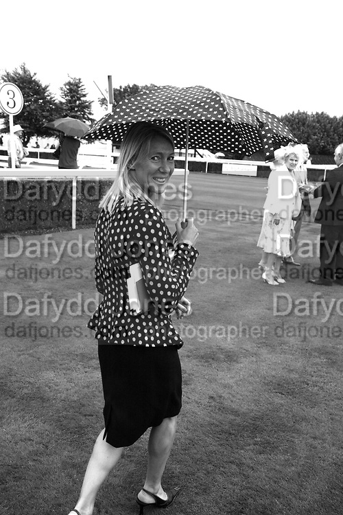 Glorious Goodwood. 2 August 2007.  -DO NOT ARCHIVE-© Copyright Photograph by Dafydd Jones. 248 Clapham Rd. London SW9 0PZ. Tel 0207 820 0771. www.dafjones.com.