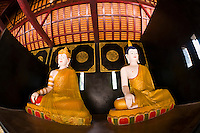 Wat Chedi Luang (Buddhist temple), Chiang Mai, Northern Thailand