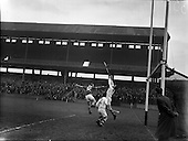 1957  Hurling match: Ireland v The Rest