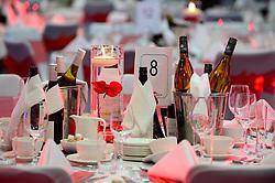 Ashton Gate holds host to The Prince's Trust Dinner  - Photo mandatory by-line: Dougie Allward/JMP - 05/10/2017 - Ashton Gate - Bristol, England - The Prince's Trust Dinner