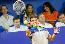 Tommy Robredo of Espana during final of singles at 25th Vegeta Croatia Open Umag, on July 27, 2014, in Stella Maris, Umag, Croatia. Photo by Urban Urbanc / Sportida