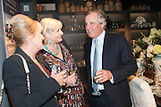 LORD ASTOR, The launch of Nicky Haslam for Oka. Oka, 155-167 Fulham Rd. London SW3. 18 September 2013.