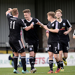 Ayr United v Alloa Athletic | Scottish Cup | 1 November 2014