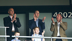 The Duke of Cambridge during the Sky Bet Championship Final - 26 May 2018