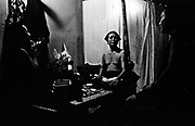 Ludruk - Javanese People's Theatre performed by Banci - Transvestites - Surabaya<br /> David Dare Parker/Network Photographers