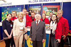 Macra na Feirme at The National Ploughing Championships 2014