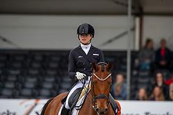 Van Zwambagt Febe, NED, Fyeo<br /> Nederlands Kampioenschap Dressuur - Ermelo 2019<br /> © Hippo Foto - Dirk Caremans