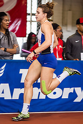 womens 4x200 relay college, Armory Track Invitational Indoor,
