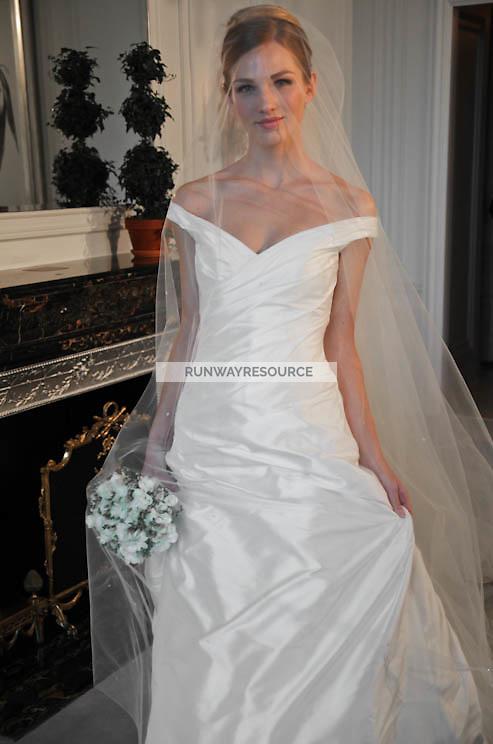 Romona Keveza Legends New York Bridal Spring 2012
