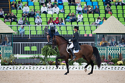 Martin Dockx Jose Daniel, ESP, Grandioso<br /> Olympic Games Rio 2016<br /> © Hippo Foto - Dirk Caremans<br /> 10/08/16